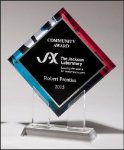 Diamond Series Acrylic Diamond Awards
