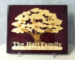 Family Tree Plaque EI Exclusives