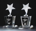 Constellation Series Crystal Award Patriotic Awards